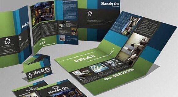 Brochures, Files & Catalogs Printing
